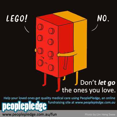 Don t let go of the ones you love how peoplepledge can help you get